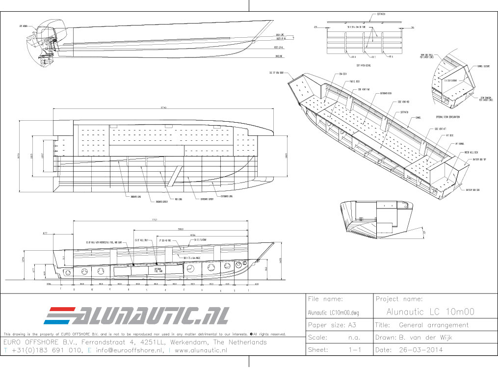 Landingcraft 10m50