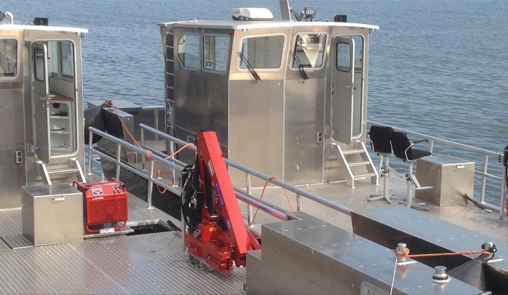 Alunautic Boats - Aluminium boats Alunautic Boats