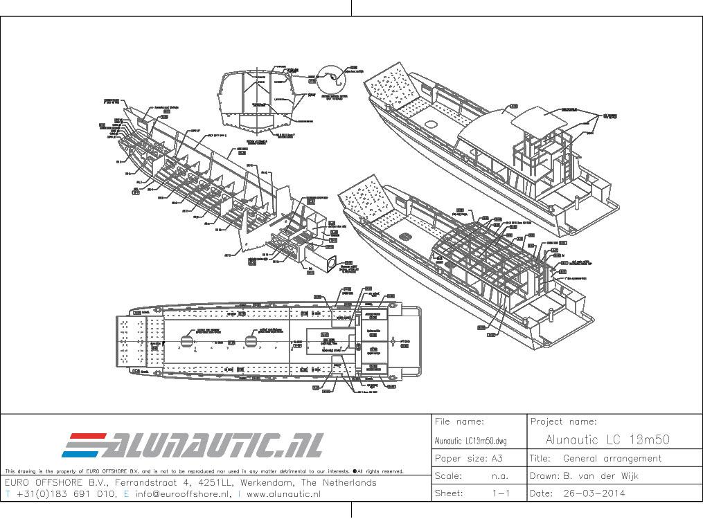 Landingcraft 12m50