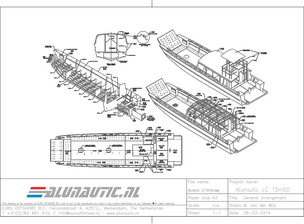 Landingcraft 15m50