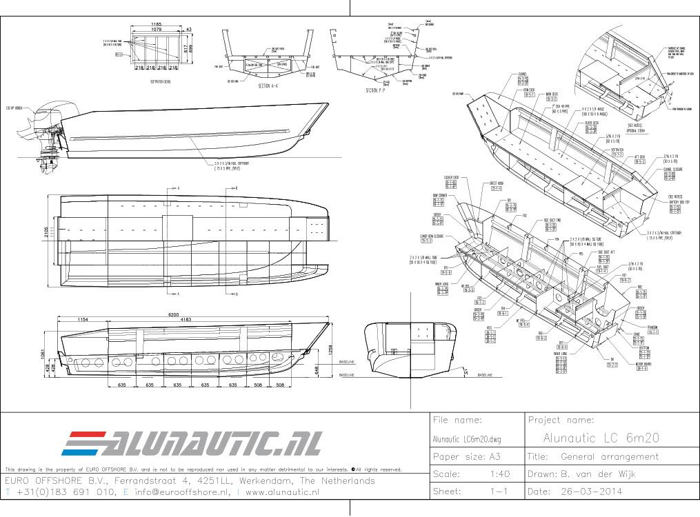 Landingcraft 6m20