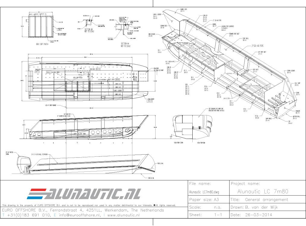 Landingcraft 7m00