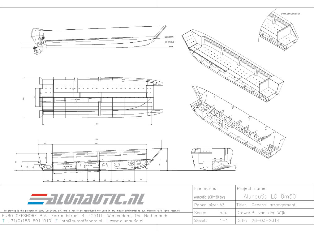 Landingcraft 8m50