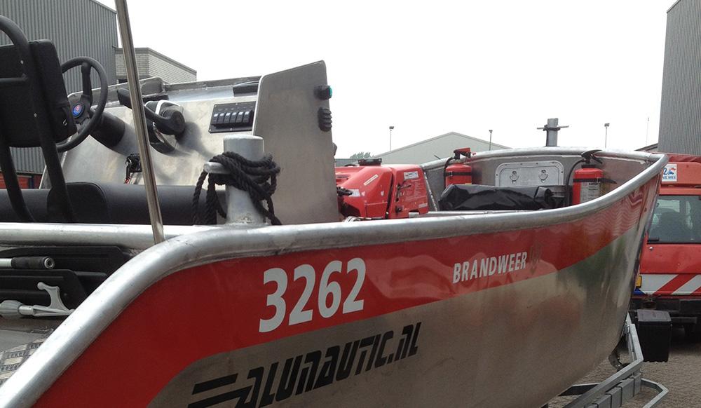 Aluminium sport boats