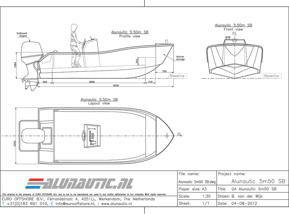 Sportboat 5m50