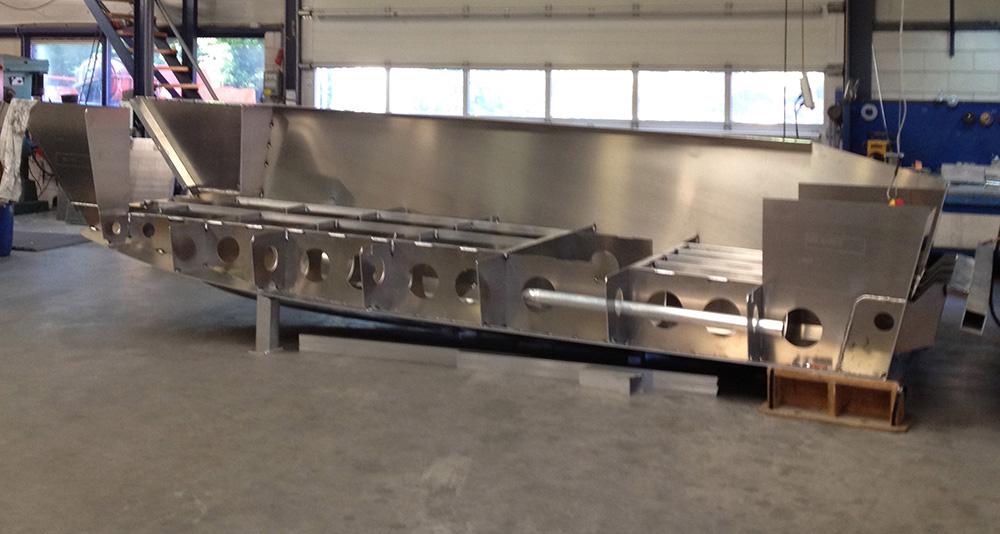 Aluminium Work boats