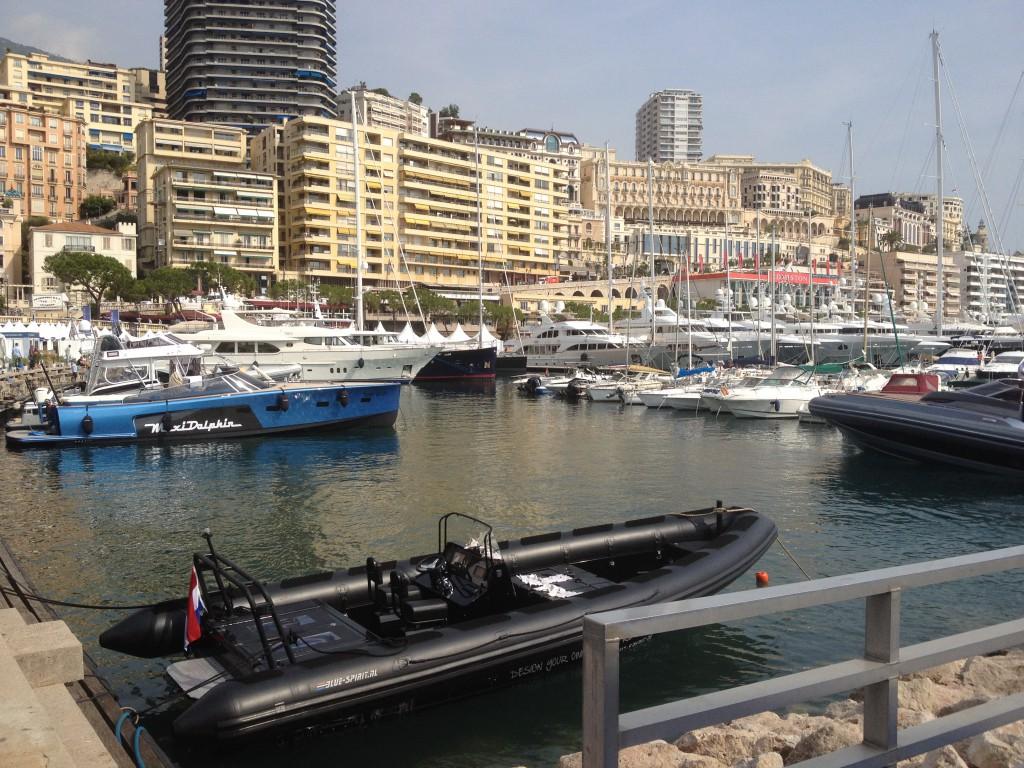 Boatshow Monaco Euroofshore