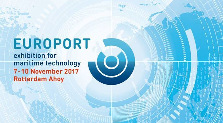 Europort 2017 in Ahoy Rotterdam
